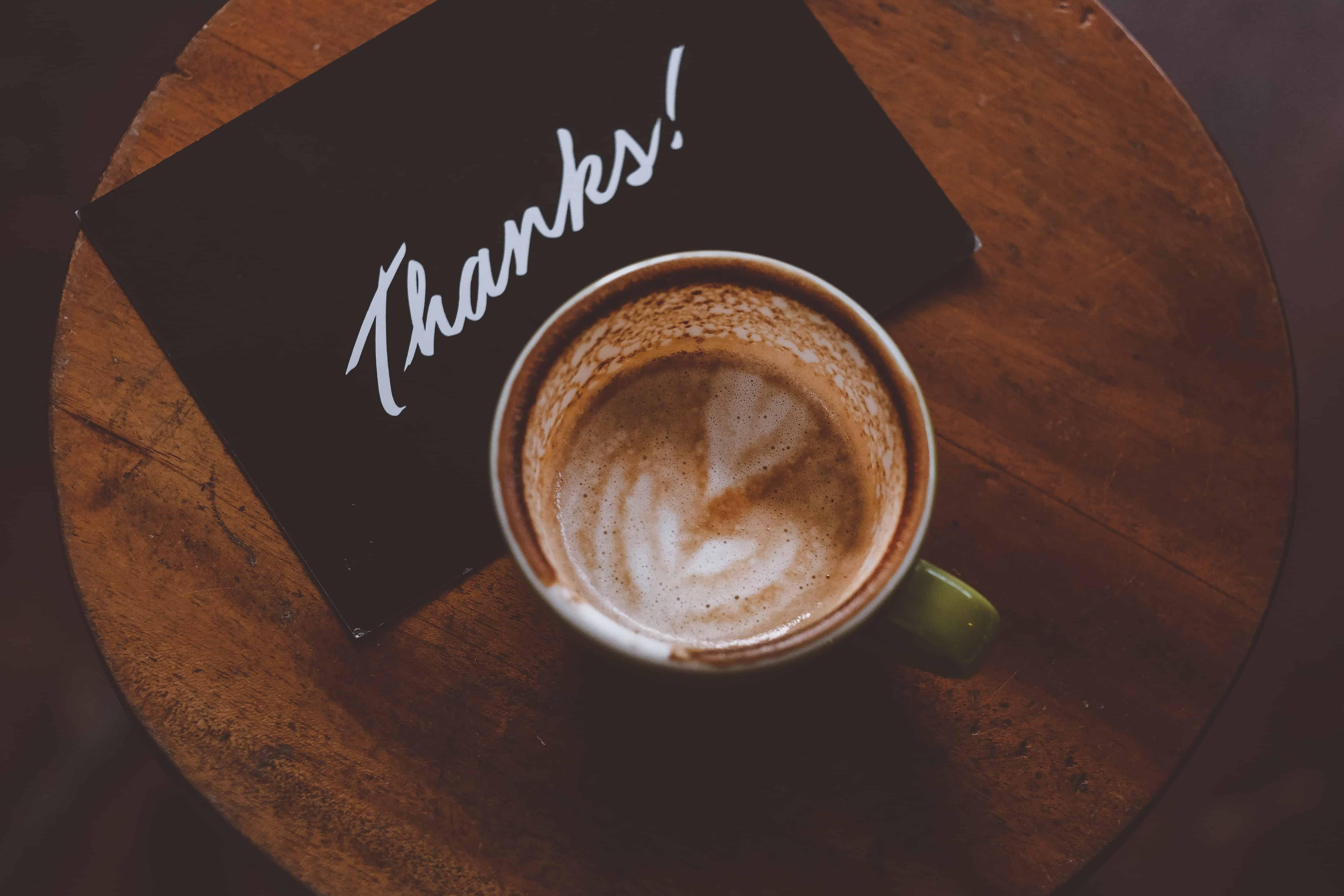 gratitude work